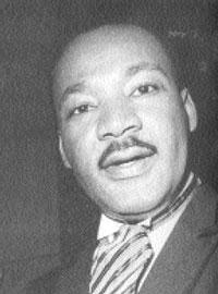Martin Luter King Junior